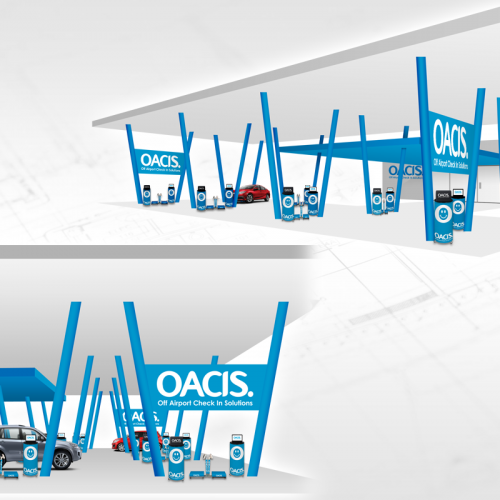 OACIS - Off Airport Check In Solution | Drop Off Station