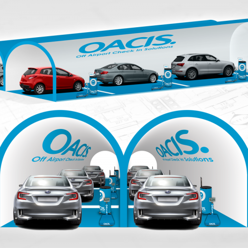 OACIS - Off Airport Check In Solution | Drive Thru Station